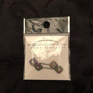 New Rainbow 14G Body Jewelry